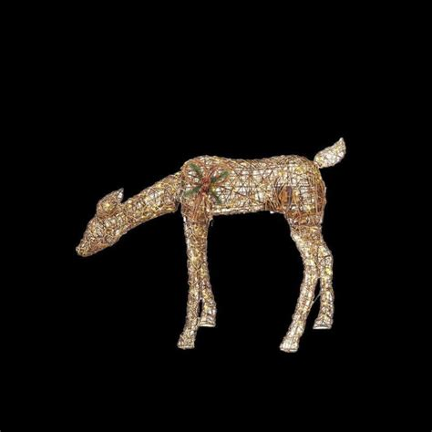 animated lighted reindeer shop collectibles online daily