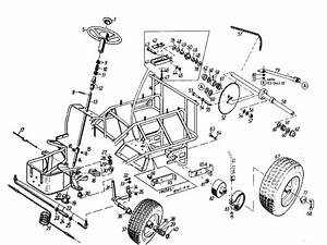 Mtd Riding Lawn Mower Diagram