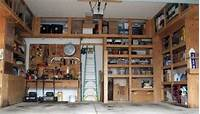 garage tool storage ideas Organize Your Workshop with These Garage Tool Storage Ideas