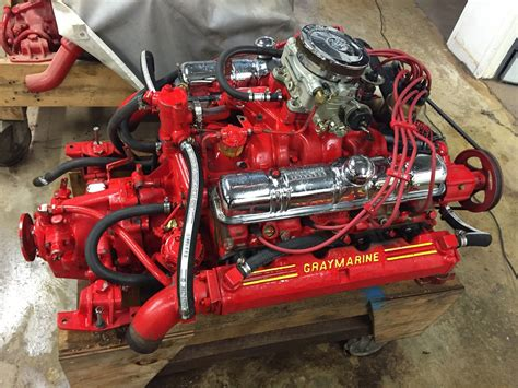 Buick Nailhead For Sale by Buick Gray Marine 401 Nailhead 285hp 1963 For Sale For