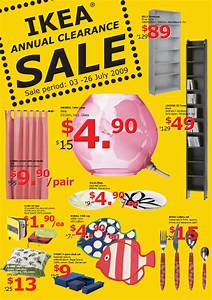 IKEA Annual Clearance Sale Great Deals Singapore