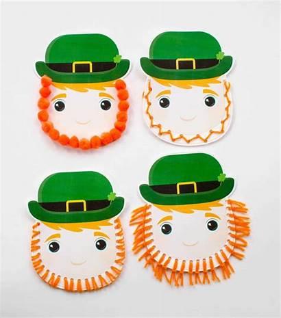 Leprechaun Craft Printable Easy Crafts Fun Families