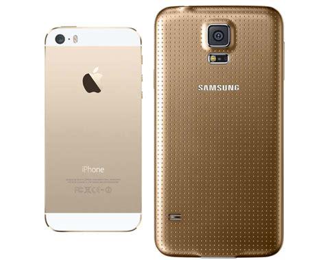 samsung galaxy s5 vs apple iphone 5s 10 ways the galaxy