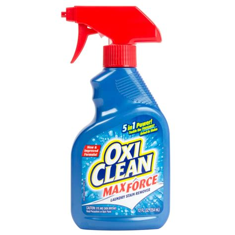 kitchen open shelving oxiclean 12 oz max stain remover spray