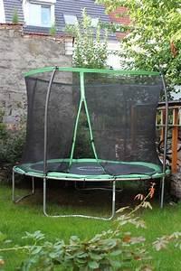 Trampolin Für Den Garten : gro es trampolin f r den garten sehr guter zustand in ~ Michelbontemps.com Haus und Dekorationen