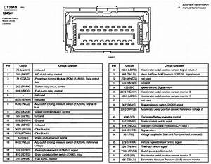 2004 Ford F150 Pcm Wiring Diagram