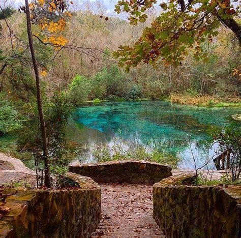 beautiful springs  waterfalls  driving