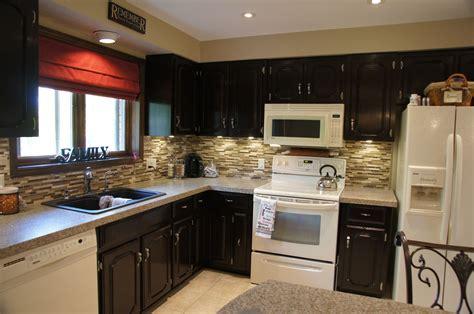 restain kitchen cabinets darker restaining kitchen cabinets darker interior 4772