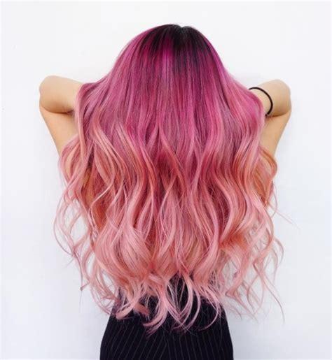 hair colors tumblr