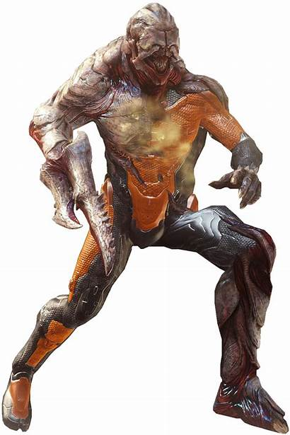 Halo Flood Spartan Form Combat Wars Concept