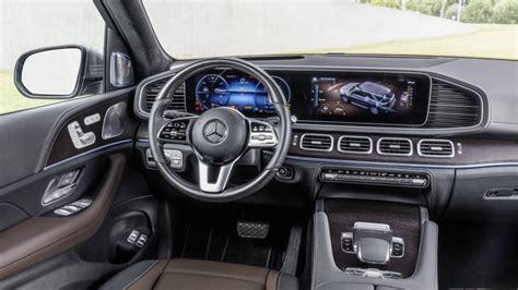 2020 Mercedes Benz Gle Interior
