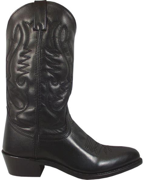 boot barn denver smoky mountain s black denver cowboy boots toe
