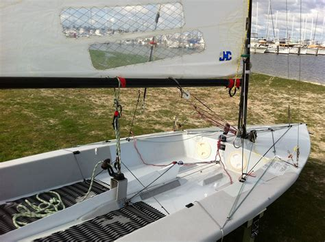 Catamaran Dinghy For Sale by Contender Dinghy For Sale Aus 2195 Contender Class Sailing