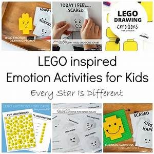 Fun Ways To Teach Children About Emotions Every Star Is