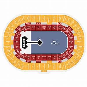 Valley View Casino Seating Chart Hockey Pechanga Arena San Diego San Diego Tickets Schedule