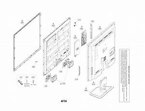 Lg Led Tv Parts