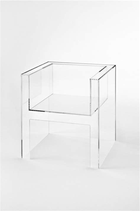 chaise en verre transparente pourquoi choisir la chaise design transparente