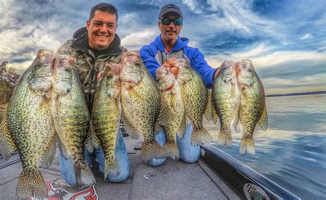 tips  shallow water crappie fishing trips  outdoor