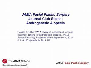 ppt jama facial plastic surgery journal club slides With journal club powerpoint template