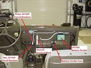 Kenneth Droll U2019s Frame Off Willys M38a1 Restoration