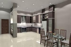 Warna cat interior dan eksterior ruangan rumah minimalis