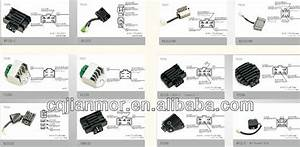 Dy100  Jh125  Wy125a  Gy6 Regulator Rectifier Motorcycle