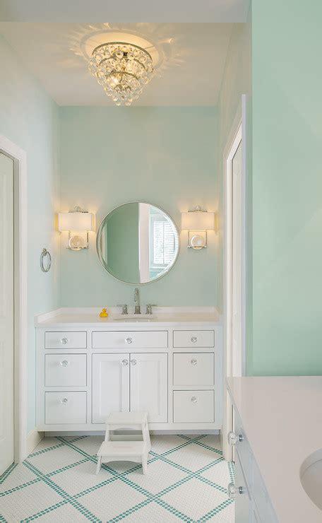 mint green bathrooms transitional bathroom moore