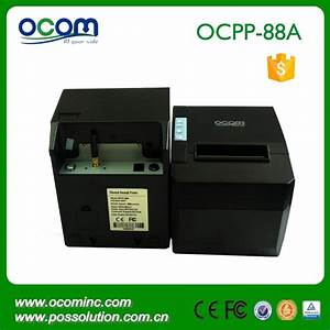 cheap price receipt pos thermal printer wholesale With mobile invoice printer