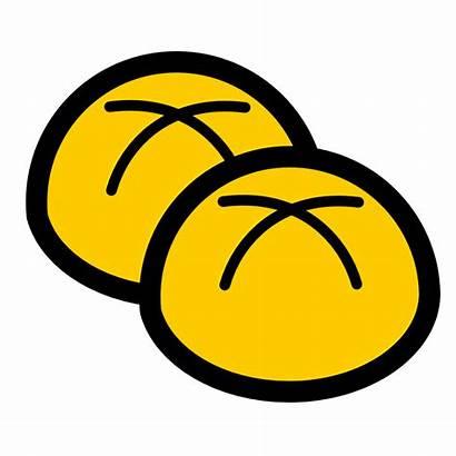 Bakery Buns Clip Onlinelabels Svg