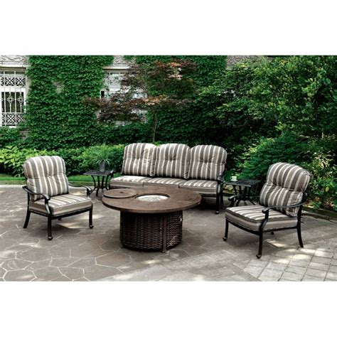 furniture of america nanette outdoor patio chair set of 2