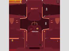 Barcelona Kits 20172018 Wallpapers WallpaperSafari