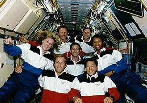 The crew of STS-47