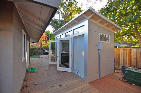 Like This 8x14 Studio Shed? Build Yours In Our Online