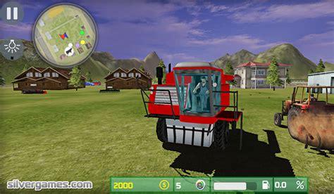 Unblocked Farming Games
