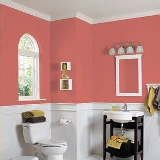 Coral Color Bathroom Decor by Coral Reef Paint Color Sw 6606 By Sherwin Williams View