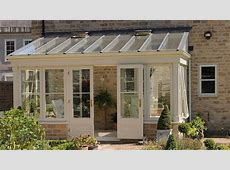 Leanto Conservatory Extension in Somerset David Salisbury