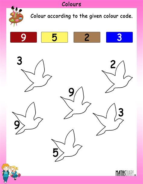 printables worksheet for nursery kigose thousands of