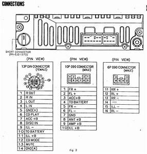 Panasonic Cqcp137u Wiring Diagram