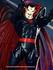 Face Designs X Men Statues Of Future Past Mr Sinister Statue By