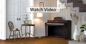 Yamaha Clp 735 Clavinova Digital Piano