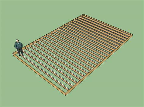 Tji Floor Joists Definition by Medeek Truss Designer Sketchup Developers