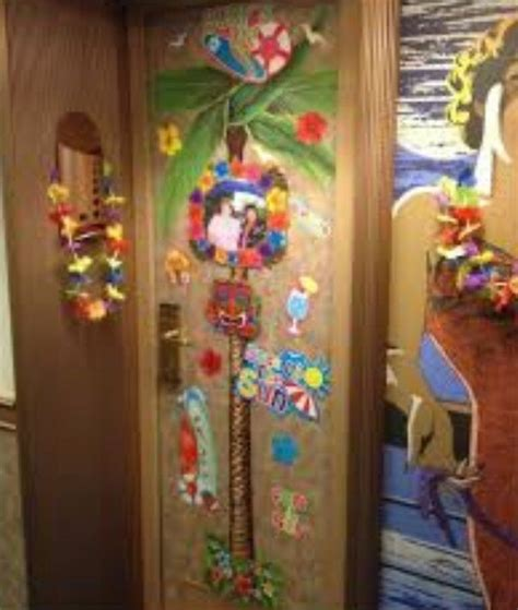 pin by sharon asmus on cruise ship door decorations