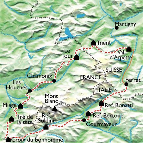 tour du mont blanc alpin et sportif