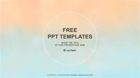 watercolor painted background powerpoint templates