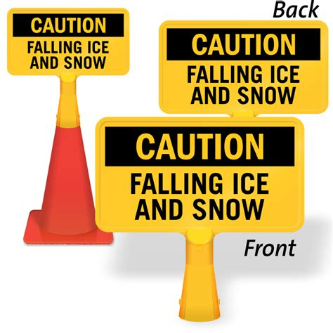 Ice And Snow Warning Signs  Mysafetysignm. Banners And Signs. Grinch Decals. Delta Signs. Bed Signs Of Stroke. Signs Decals. Label Free Signs. Half Stickers. Imperialism Murals