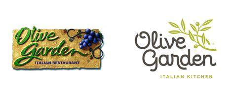 brand   logo  olive garden