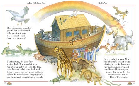 Ages 7 - 9 :: Bible Stories & Activities :: First Bible Story Book & First Book of Prayers