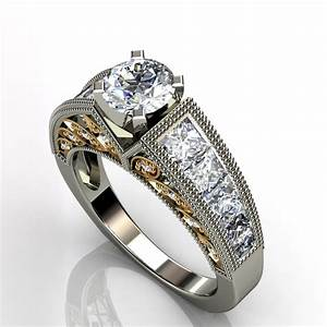 White gold wedding ring sets on sale hd black and white for Diamond wedding rings on sale