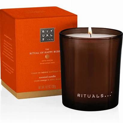 Buddha Ritual Rituals Happy Candle Scented Candles