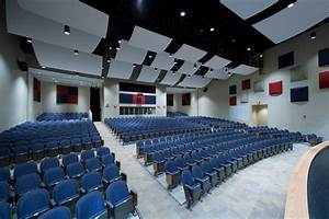 R M  Huffman Theatre  Lecture Hall And Auditorium Seating